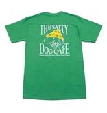 T-Shirt St. Patty Dog Short Sleeve Tee