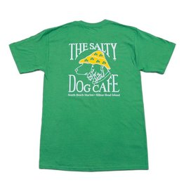 T-Shirt St. Patty Dog Short Sleeve Tee