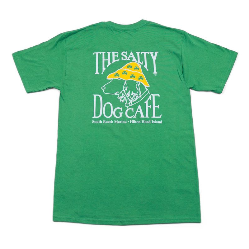 Hanes St. Patty Dog Short Sleeve Tee