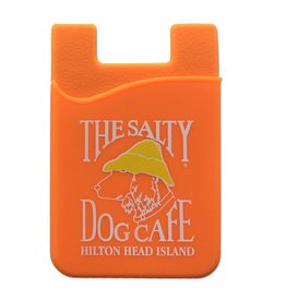 Salty Dog Mobile Pocket in Orange