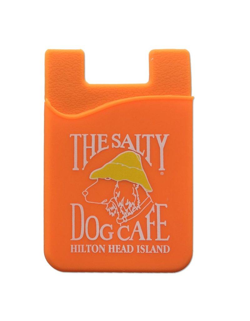 Product Mobile Pocket in Orange