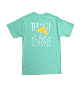 Apparel Hanes Beefy Short Sleeve in Clean Mint