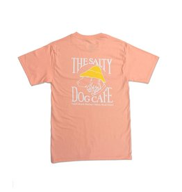 Apparel Hanes Beefy Short Sleeve in Candy Orange