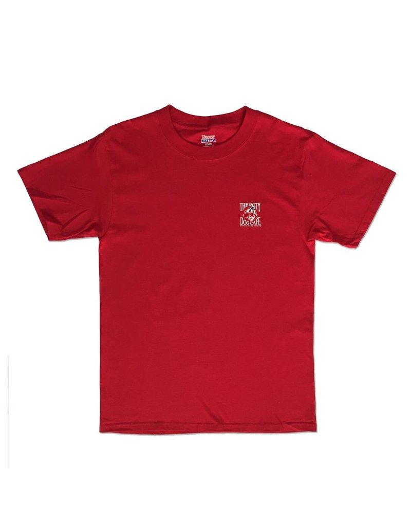 Hanes Patriot Dog Short Sleeve in Red