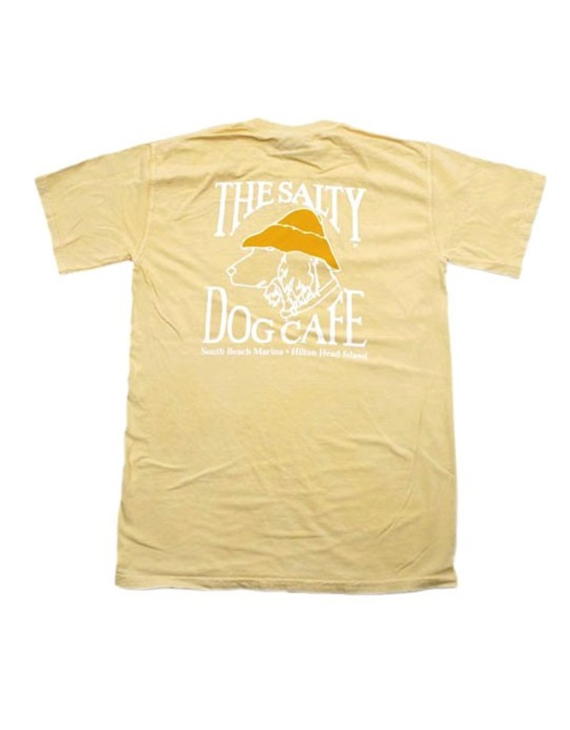 T-Shirt Comfort Colors® Short Sleeve Tee in Butter