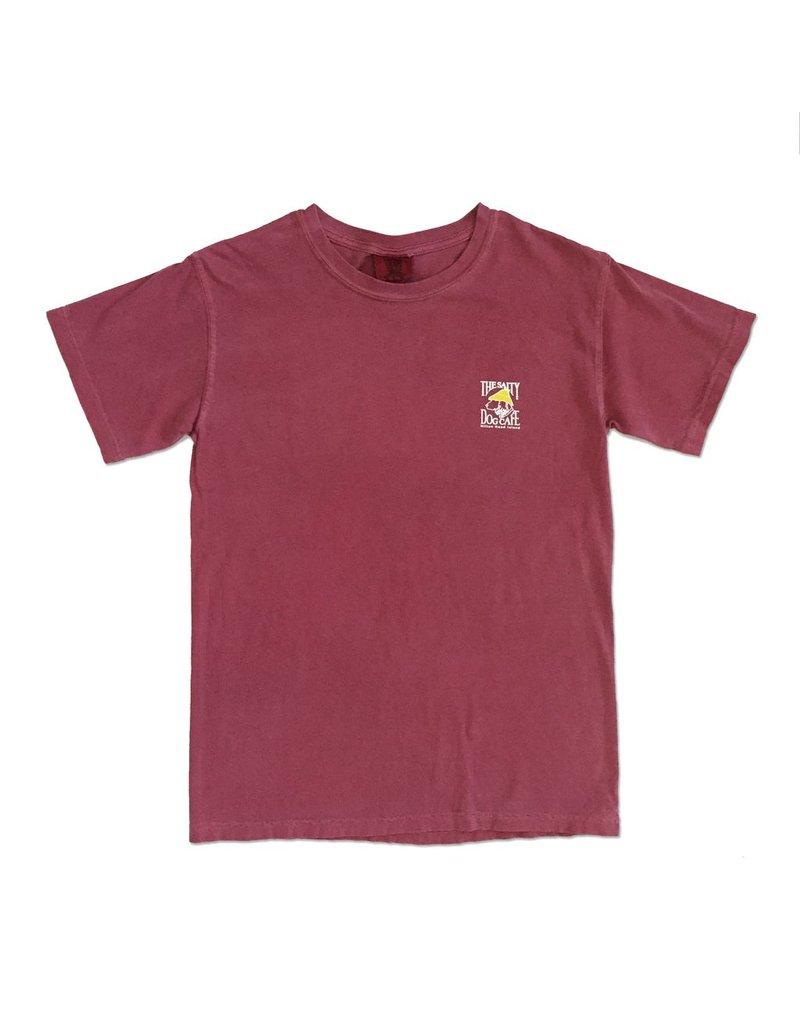 Comfort Colors Comfort Colors® Short Sleeve Tee in Crimson