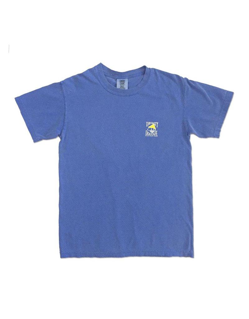 Comfort Colors Comfort Colors® Short Sleeve Tee in Flo Blue