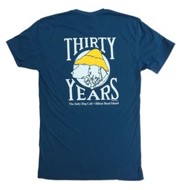 NextLevel Thirty Years Short Sleeve in Cool Blue