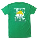 T-Shirt Thirty Years Short Sleeve in Envy