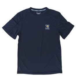 T-Shirt Performance Tee in Navy Heather