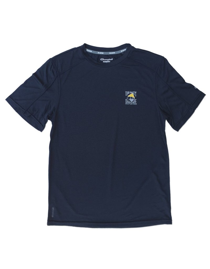 Champion Performance Tee in Navy Heather
