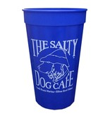 Salty Dog Blue Party Cup