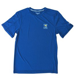 Champion Performance Tee in Royal Heather
