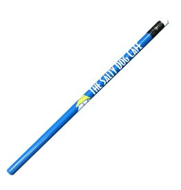 Salty Dog Pencil in Neon Blue