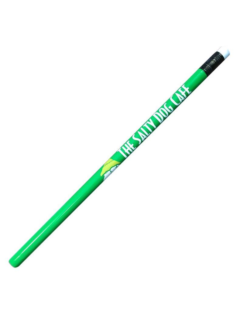 Product Pencil in Kiwi Green