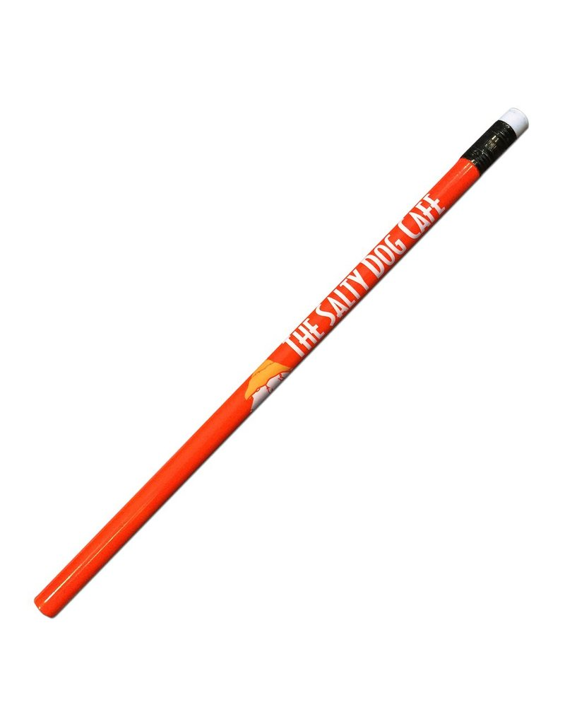Product Pencil in Sunset Orange