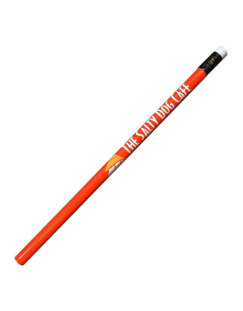 Product Pencil in Sunset Orange