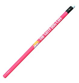Product Pencil in Flamingo Pink
