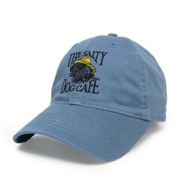 Relaxed Twill Vintage Jake Hat in Lake Blue