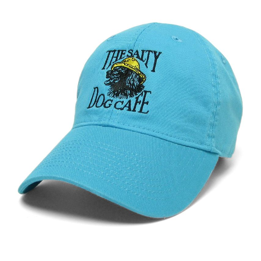 Legacy Relaxed Twill Vintage Jake Hat in Aqua