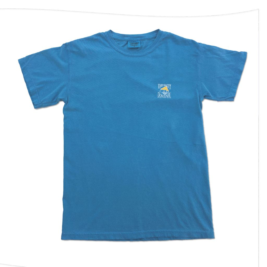 Comfort Colors Comfort Colors® Short Sleeve Tee in Royal Caribe