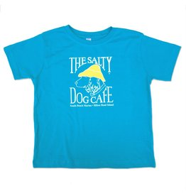 Infant / Toddler Toddler Short Sleeve in Turquoise