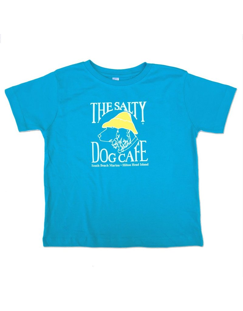 Infant / Toddler Toddler Short Sleeve in Turquoise