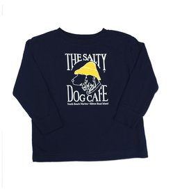 LAT Apparel Toddler Long Sleeve in Navy