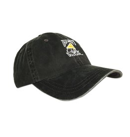 AHead Pigment Dyed Hat in Black