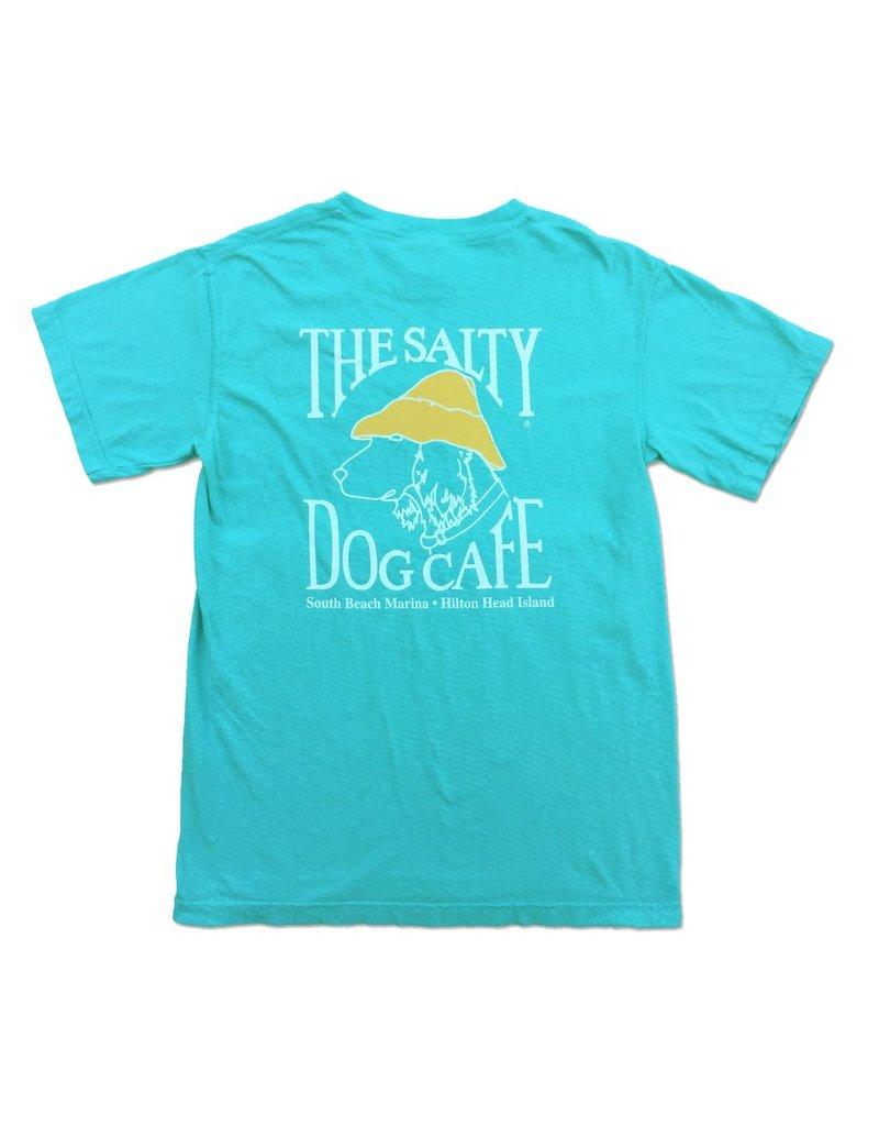 T-Shirt Comfort Colors® Short Sleeve Tee in Lagoon Blue