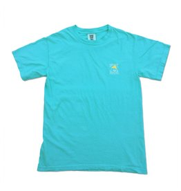 Comfort Colors Comfort Colors® Short Sleeve Tee in Lagoon Blue