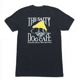 T-Shirt Tri-Blend Short Sleeve in Charcoal