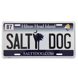 Product License Plate