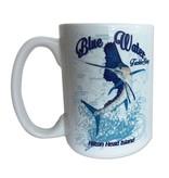 Salty Dog Blue Water Sailfish Mug