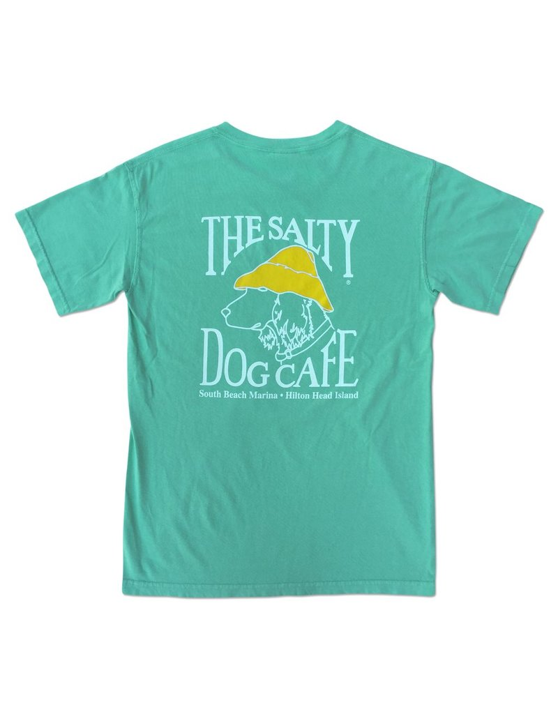 Comfort Colors Comfort Colors® Short Sleeve Tee in Chalky Mint