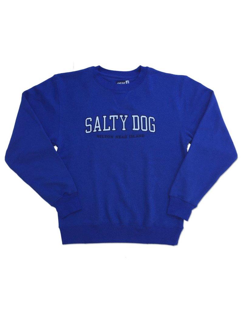 Sweatshirt Collegiate Sweatshirt in Royal