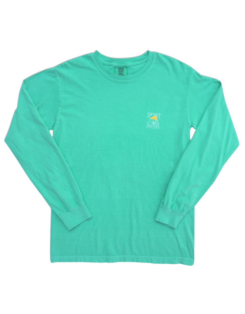 Comfort Colors Comfort Colors® Long Sleeve in Chalky Mint
