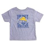 LAT Apparel Toddler Short Sleeve in Steel