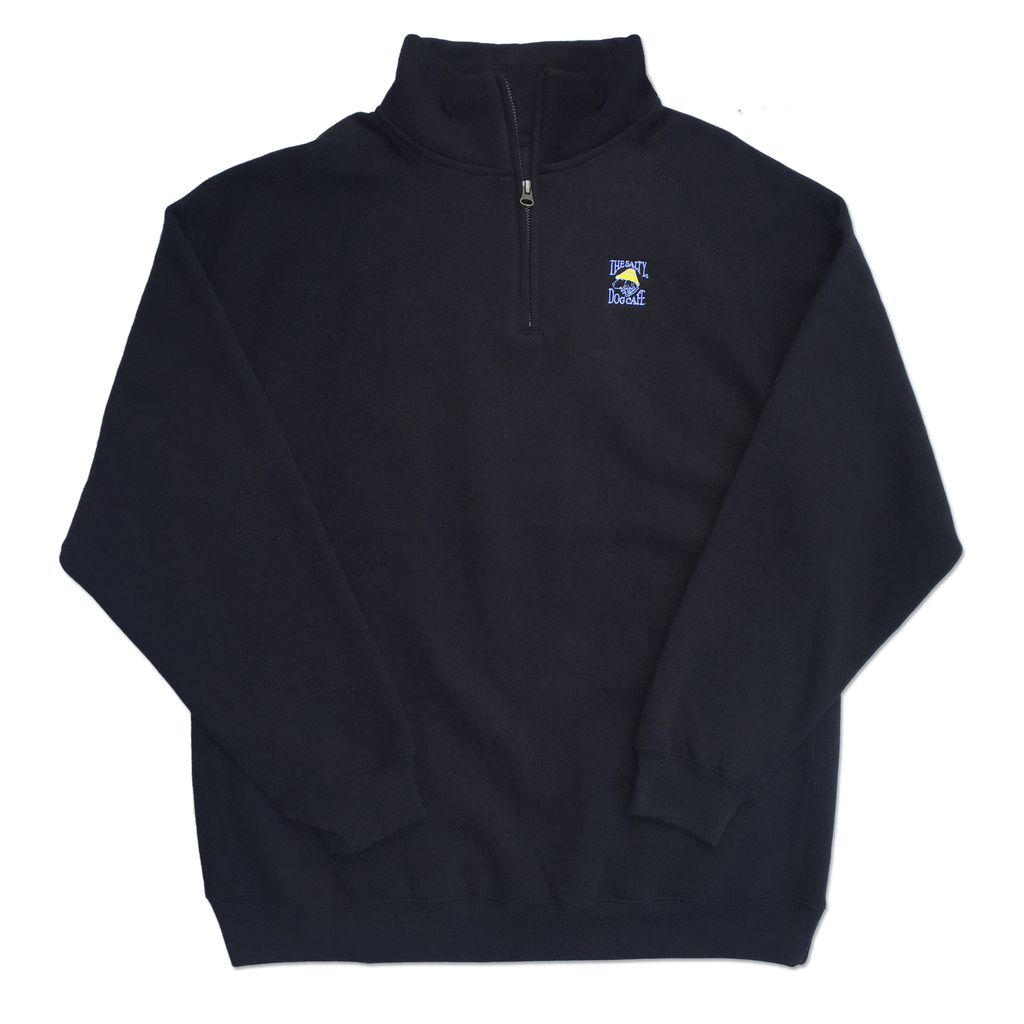 Ouray 1/4 Zip Fleece in Black