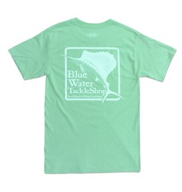 Bluewater Blue Water Short Sleeve in Clean Mint