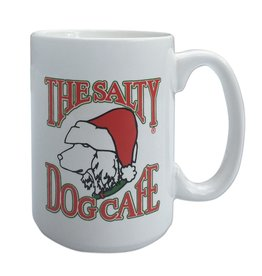 Salty Dog Santa Coffee Mug