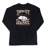 Specialty Prints Witch Dog Long Sleeve T-Shirt