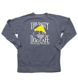 Sweatshirt Comfort Colors® Sweatshirt in Navy