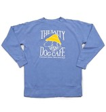 Sweatshirt Comfort Colors® Sweatshirt in Flo Blue