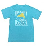 Comfort Colors Comfort Colors® Short Sleeve Tee in Lagoon Blue