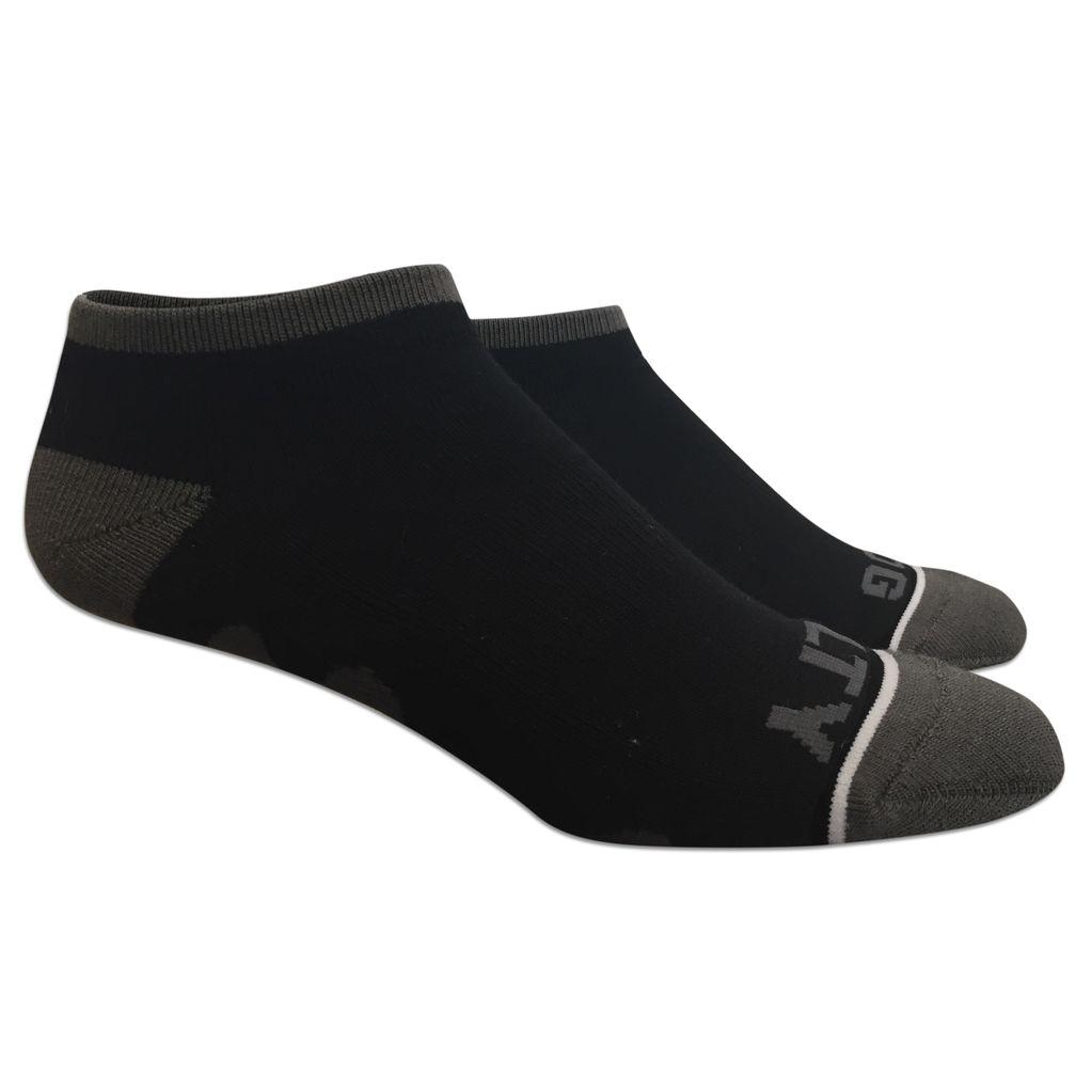 Fuel Low Cut Socks in Black