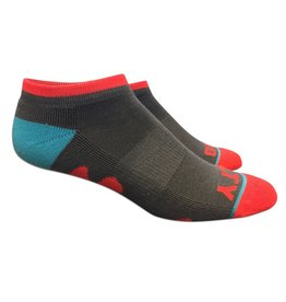 Footwear Low Cut Socks in Gray