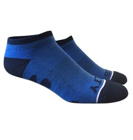 Footwear Low Cut Socks in Royal