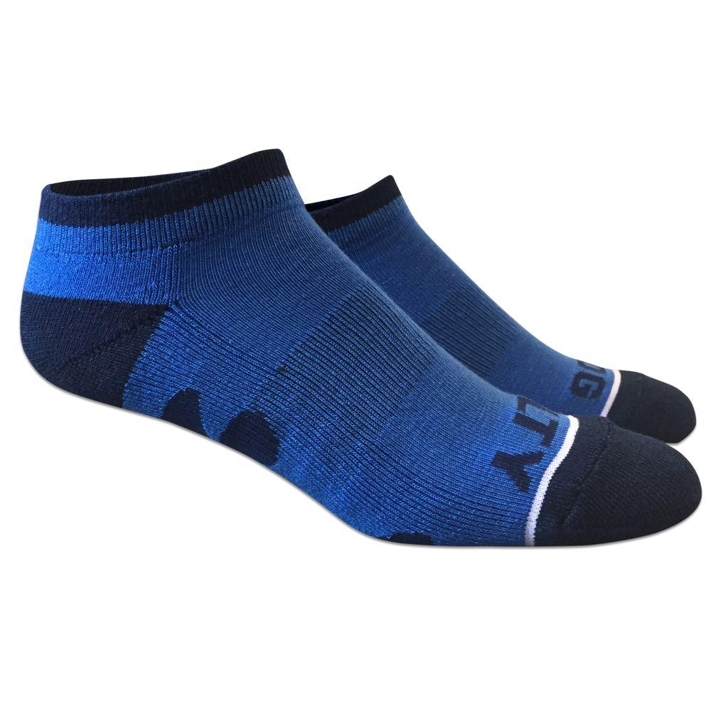 Fuel Low Cut Socks in Royal