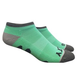 Fuel Low Cut Socks in Sea Green